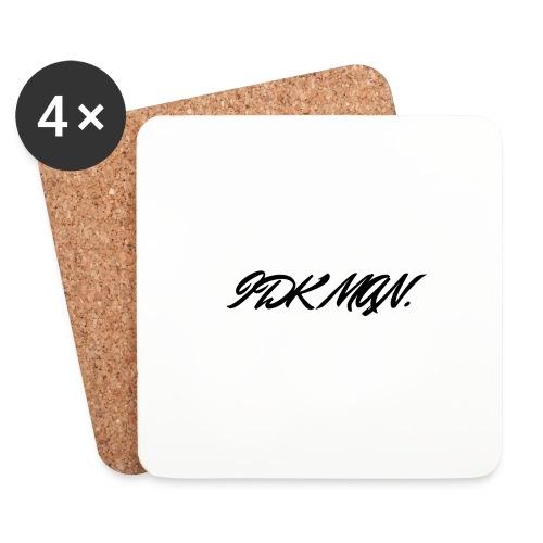 IDK_MAN - Dessous de verre (lot de 4)