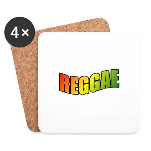 Reggae - Coasters (set of 4)