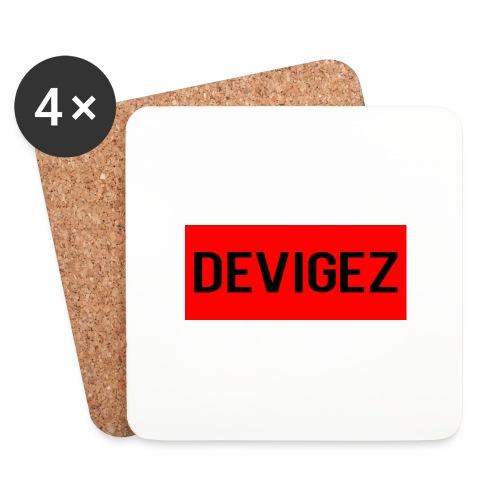 devigez original - Underlägg (4-pack)