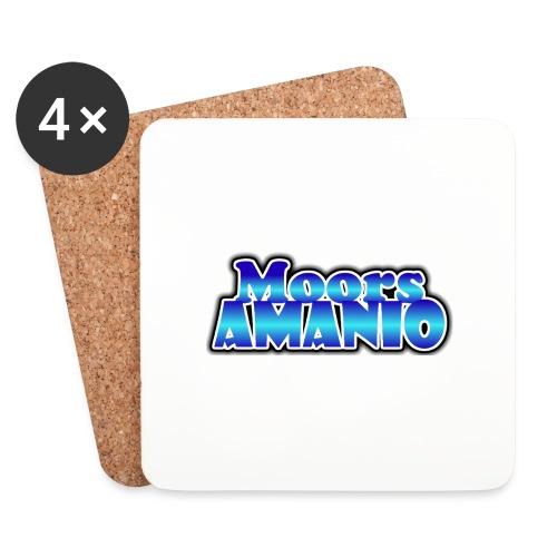 MoorsAmanioLogo - Onderzetters (4 stuks)