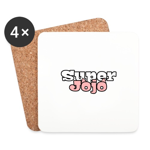 SuperJojo - Coasters (set of 4)