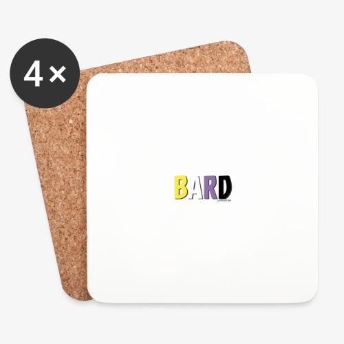 Bard Pride (Non Binary) - Coasters (set of 4)