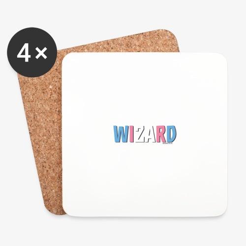 Pride (Trans) Wizard - Coasters (set of 4)