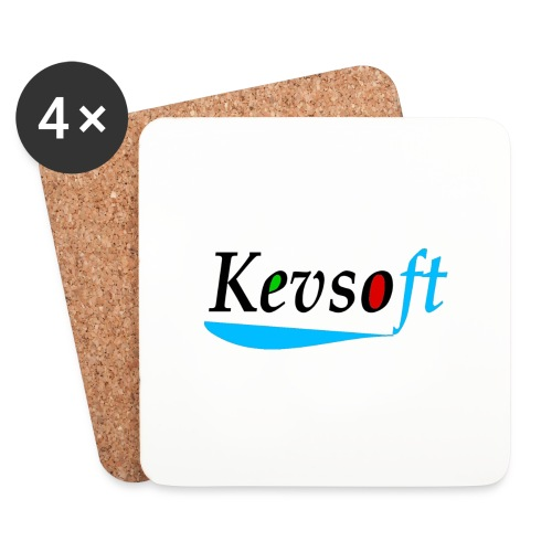 Kevsoft - Coasters (set of 4)