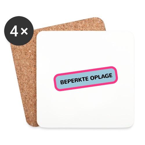 Grappige Rompertjes: Beperkte oplage - Onderzetters (4 stuks)