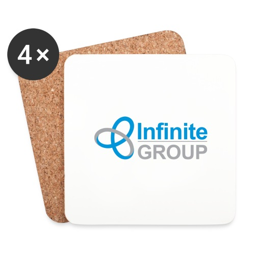 The Infinite Group - Coasters (set of 4)