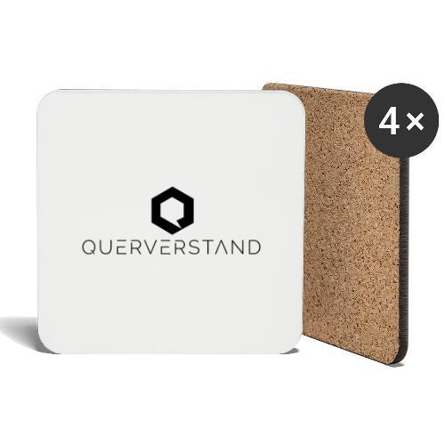 Querverstand - Untersetzer (4er-Set)