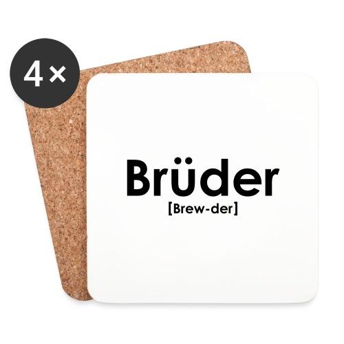 Brüder IPA - Coasters (set of 4)