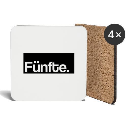 Fünfte. Boxed - Untersetzer (4er-Set)