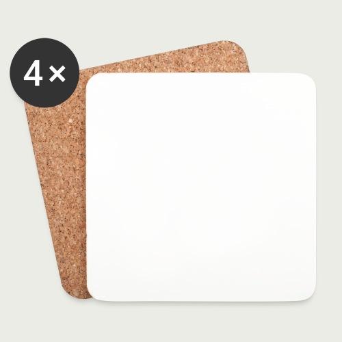 RuokangasGuitars white - Coasters (set of 4)