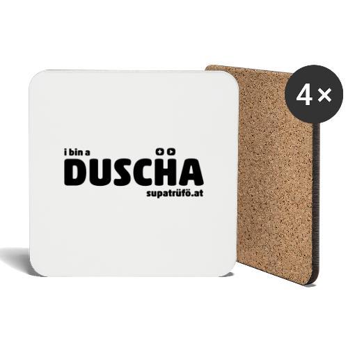 supatrüfö DUSCHA - Untersetzer (4er-Set)