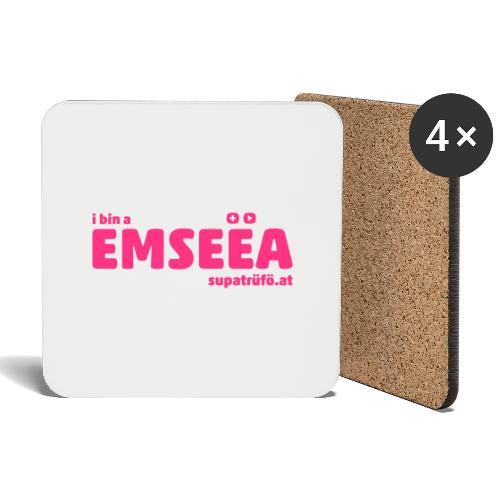 supatrüfö EMSEEA - Untersetzer (4er-Set)