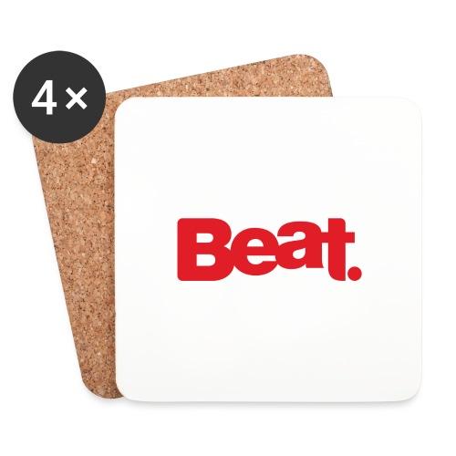 Beat Mug - Coasters (set of 4)