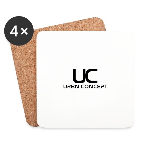 URBN Concept - Coasters (set of 4)