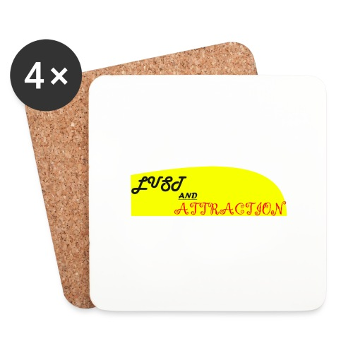 lust ans attraction - Coasters (set of 4)