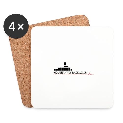 Housestation Radio - Sottobicchieri (set da 4 pezzi)