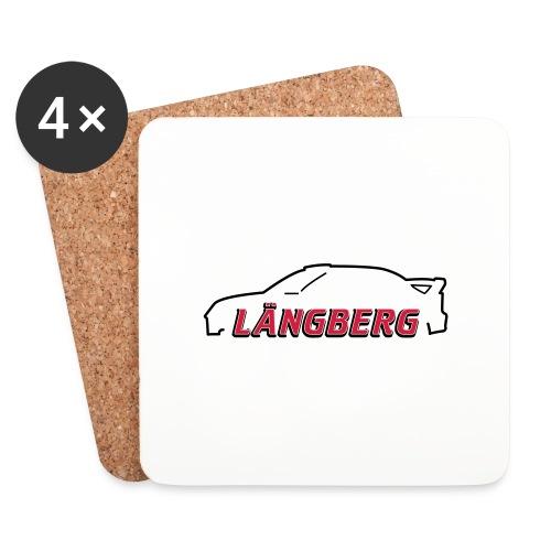 logotype Laengberg - Underlägg (4-pack)