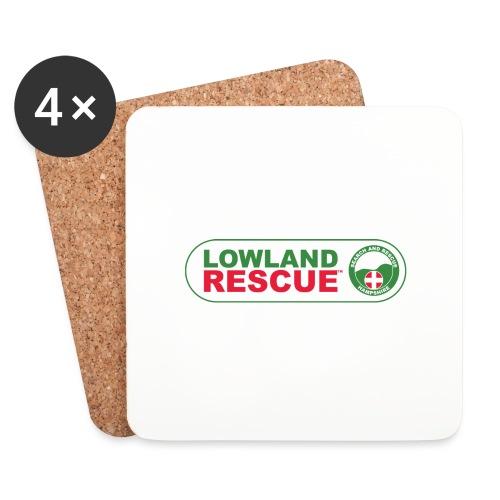 HANTSAR lozenge - Coasters (set of 4)