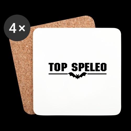 top speleo - Sottobicchieri (set da 4 pezzi)