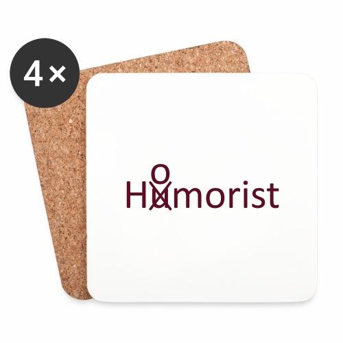 HuOmorist - Untersetzer (4er-Set)