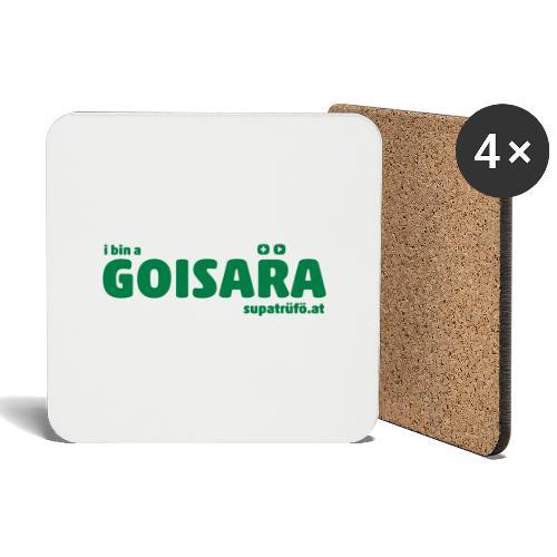 supatrüfö GOISARA - Untersetzer (4er-Set)