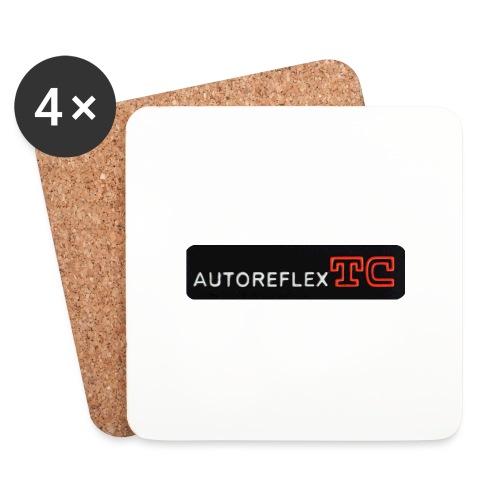 Autoreflex TC - Sottobicchieri (set da 4 pezzi)