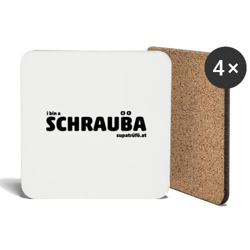 supatrüfö SCHRAUBA - Untersetzer (4er-Set)