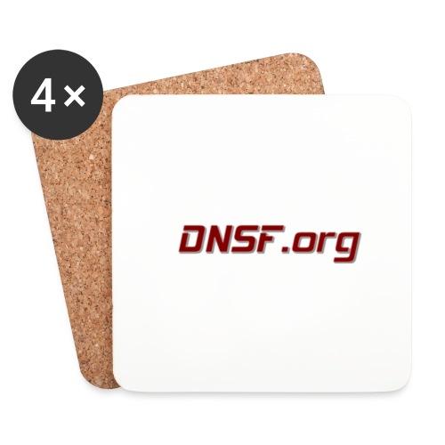 DNSF hotpäntsit - Lasinalustat (4 kpl:n setti)