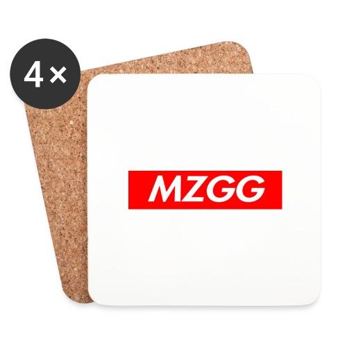 MZGG FIRST - Underlägg (4-pack)