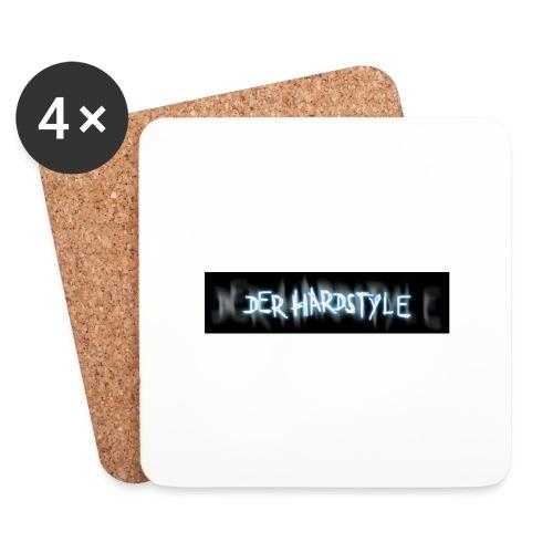 DerHardstyle ONE - Untersetzer (4er-Set)