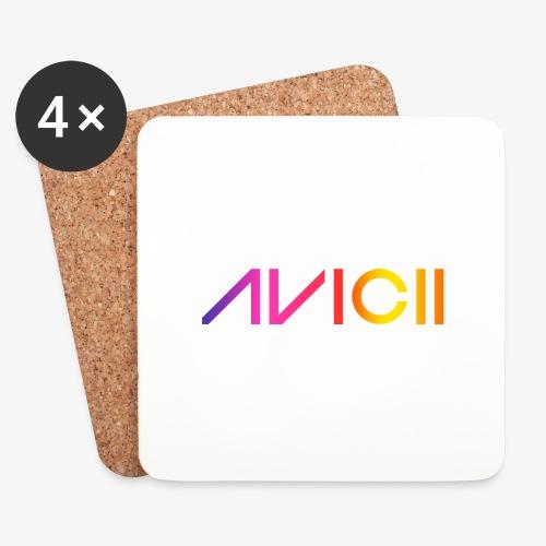 Color logo - Underlägg (4-pack)