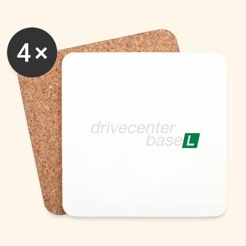 drive center logo - Untersetzer (4er-Set)