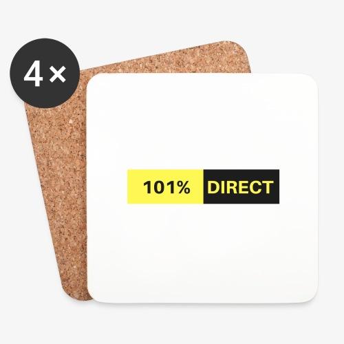 101%DIRECT - Dessous de verre (lot de 4)