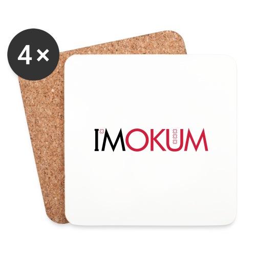 I'Mokum, Mokum magazine, Mokum beanie - Onderzetters (4 stuks)