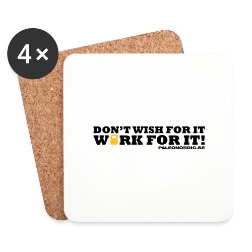 workforitsmal - Underlägg (4-pack)