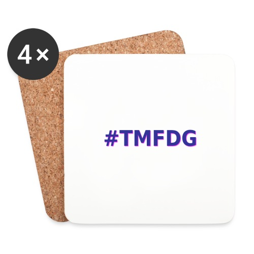 Collection : 2019 #tmfdg - Dessous de verre (lot de 4)