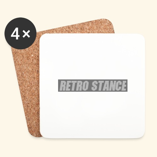 Retro Stance - Coasters (set of 4)