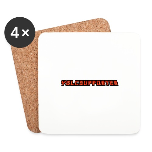 Yglcsupporter Phone Case - Coasters (set of 4)