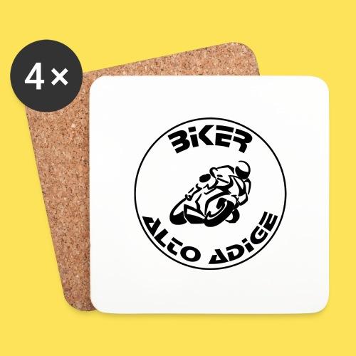 Biker Alto Adige - Sottobicchieri (set da 4 pezzi)
