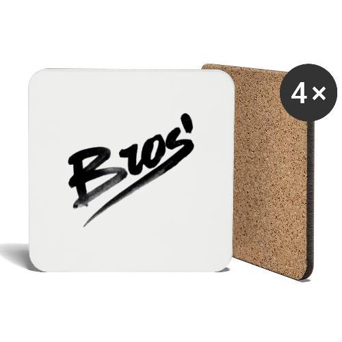 bros - Underlägg (4-pack)