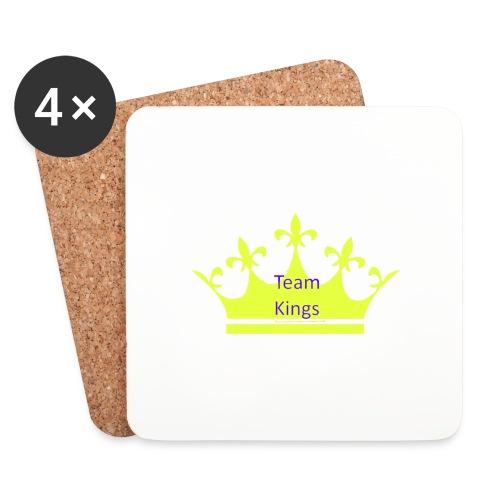Team King Crown - Coasters (set of 4)
