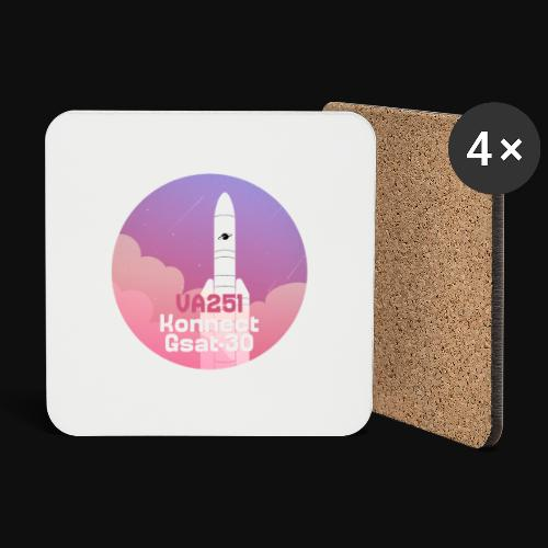 Launch VA250 - Coasters (set of 4)