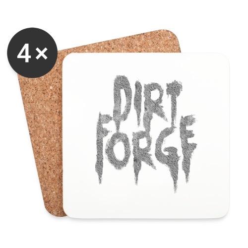 Dirt Forge Gravel t-shirt - Glasbrikker (sæt med 4 stk.)