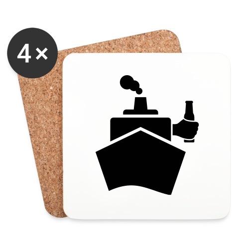 King of the boat - Untersetzer (4er-Set)