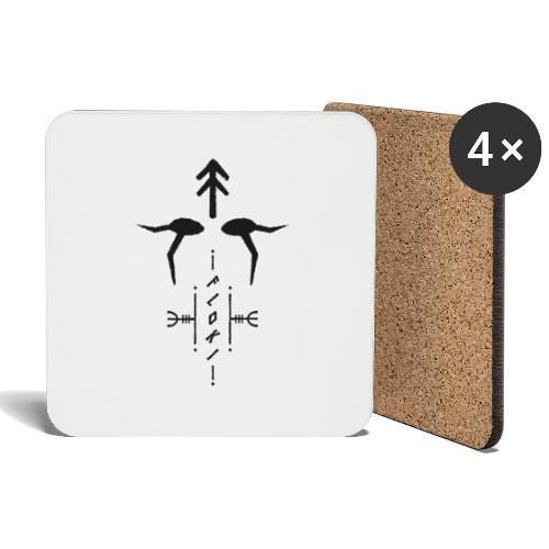 Floki magical stave - Coasters (set of 4)