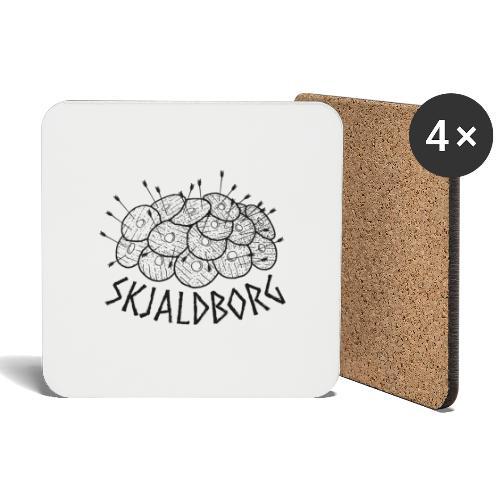 SKJALDBORG - Coasters (set of 4)