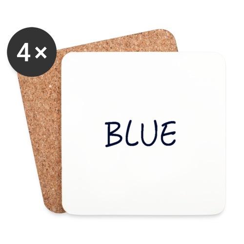 BLUE - Onderzetters (4 stuks)