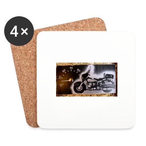 MP-kuva - Lasinalustat (4 kpl:n setti)