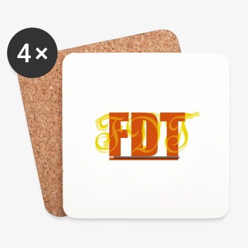 FDT - Coasters (set of 4)