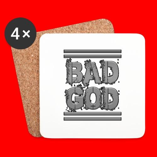 BadGod - Coasters (set of 4)